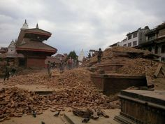 Social Media Becomes a Lifeline in the Nepal Earthquake Aftermath