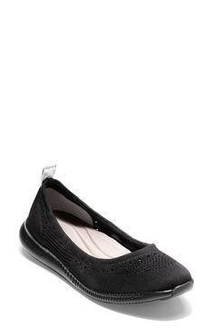 9b55ceb827e ZERØGRAND Stitchlite Ballet Flat  Shoes  Flats  COLE HAAN
