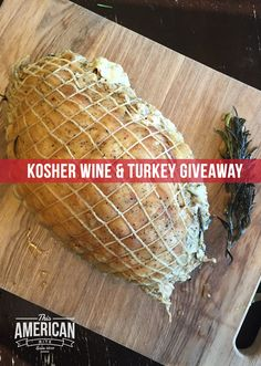 - Slow Cooker Turkey Breast with Orange, Rosemary & Fennel - This American Bite Kosher Recipes, Gourmet Recipes, Kosher Wine, Kosher Food, Israeli Food, Israeli Recipes, Slow Cooker Turkey, How To Eat Better, Jewish Recipes