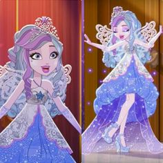 Chapter 4 wish list ever after high