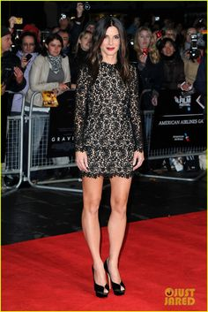 Sandra Bullock: 'Gravity' BFI Film Festival Premiere!   sandra bullock gravity bfi film festival premiere 08 - Photo