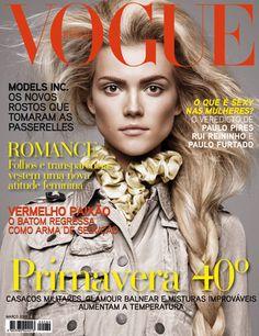 Vogue Portugal #89: Março de 2010