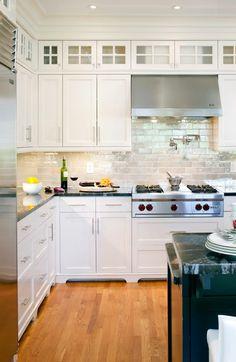 kitchen blacksplash interiors