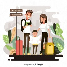 Family Illustration, Tree Illustration, People Illustration, Character Illustration, Retro Logos, Vintage Logos, Vintage Typography, Vector Design, Design Design