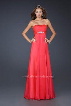 La Femme 15720 at Prom Dress Shop