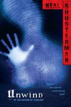 by Neal Shusterman Wow !Could not put it down . Truly a horrific premise.