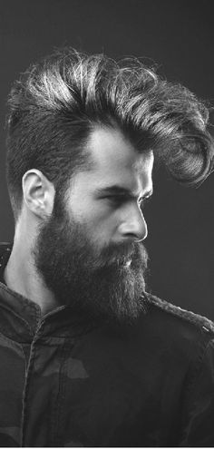 Greaser hair tutorial for men | Foto & Video |Elephant Trunk Pompadour