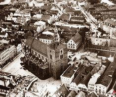 No other conflict has caused a higher loss and destruction of historical cities (around the World) than WWII. The list of cities is long, but in order to. The Blitz, Early Middle Ages, War Image, Classic Architecture, Exeter, 14th Century, Wwii, Paris Skyline, Britain