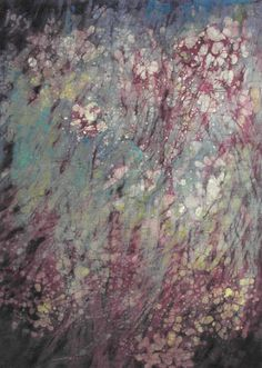 Krystyna Sól, batik  #batik #art #wax