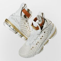 d94c4aaccb83 The Nike LeBron 16 HFR Harlem s Fashion Row is a collab form LeBron James  and and Harlem s Fashion Row that will take part of Fashion Week in  September.