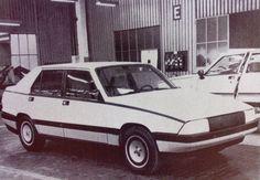 Alfa 75 prototipo