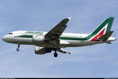 EI-IMP Alitalia Airbus A319-111