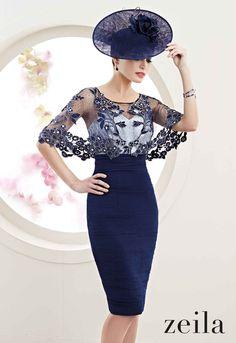 En la colección de vestidos de fiesta y madrina Cabotine 2018 puedes elegir tres colecciones diferenciadas por su estilo. Privee, Collection y Donna.