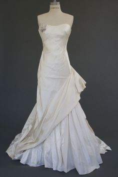 dress from Encore Bridal