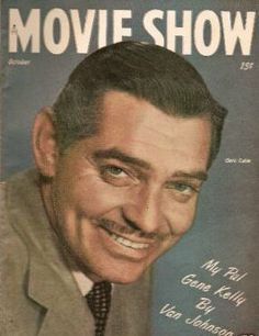 """William Clark Gable was born in Cadiz, Ohio, 1901, the son of oil driller Will Gable. His mother died while he was still an infant. Gable was raised by his much adored stepmother Jennie Dunlap Gable who encouraged his interest in the arts and theater. Gable's father was another matter entirely. Will Gable considered acting a """"sissy"""" profession. Even at the height of Gable's success and fame his father still tried to talk him into going back to the oil fields."""
