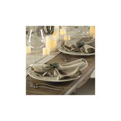 Saro Toscana Plain Dinner Napkin & Reviews | Wayfair