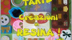 Guardiamo insieme le TANTE nuove creazioni in Resina! #12 • •• AhC •• •