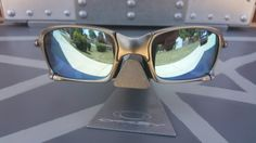 These Custom Oakley XS Sunglasses with Etched Prizm Lenses are guaranteed to make you drool....http://www.oakleyforum.com/threads/plasma-xs-with-dwp-etched-prizm-lenses.61786/