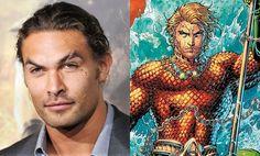 Jason Momoa Addresses Aquaman News …. Sort Of