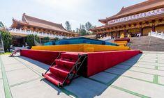 buddhist temple Celebration - A1 Party Buddhist Temple, Celebration, Stage, Park, Temples, Parks, Scene