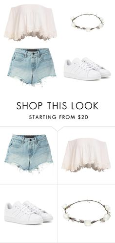 """""""November 18 WI"""" by llondonslove on Polyvore featuring moda, T By Alexander Wang, adidas i Lipsy"""