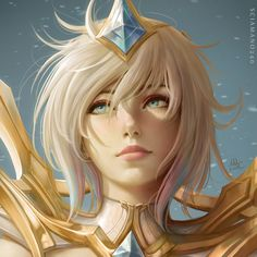 Elementalist Lux Light - LoL