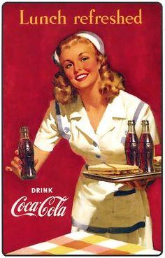 7 Best vintage Coca Cola posters images | Coca cola ad, Coca