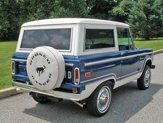 1976 Ford Bronco Ranger!