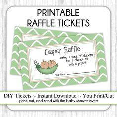 diaper raffle tickets twin peas in a pod printable diaper raffle tickets baby shower raffle tickets you print diy