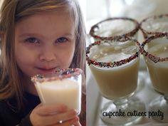 cupcake drinks pour enfant