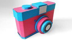 Paper Camera made by www.fredanderic.com
