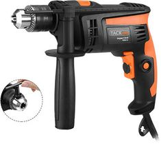 Want to know about hammer drills? Read on! Cordless Drill Reviews, Cordless Hammer Drill, Masonry Work, Drill Driver, Drills, Motors, Cordless Impact Drill, Drill