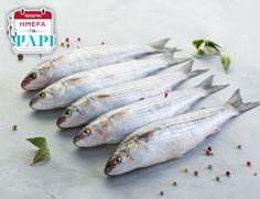 Κάθε Τετάρτη είναι ημέρα για ψάρι. Αυτήν την εβδομάδα σερβίρουμε κέφαλο Ελλάδος για ένα γεύμα πλούσιο σε θρεπτικά συστατικά. Fish, Meat, Ichthys