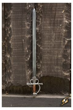 Rapier Long Sword