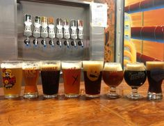 Who has the Lone Star State's best brews?
