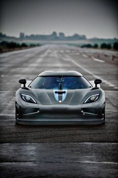Kick ass Koenigsegg
