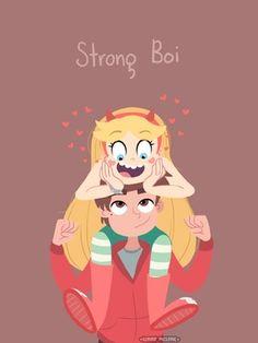 Strong Boi : StarVStheForcesofEvil