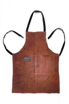 Amazon.com: Outset F240 Leather Grill Apron: Patio, Lawn & Garden
