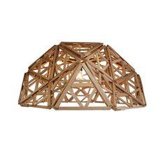 Geodesic lamp - Verlichting