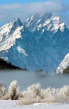 The Grand Tetons - Wyoming