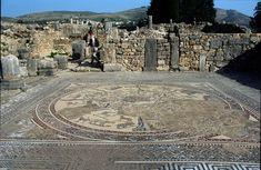 Volubilis, Site Archéologique, Archaeological Discoveries, Ancient Civilizations, Roman Empire, City Photo, History, Unesco, Small Towns