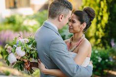A Romantic Chicago Loft Wedding