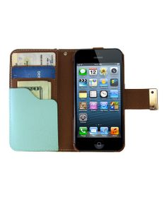 All-in-One Wallet Case for iPhone 5c