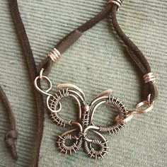 Copper butterfly #WireGalaxy #wire #wrapped #jewerly #butterfly #boho #wirewrap #copper #pendants #fantasy #Necklaces