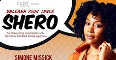 "Get Your FREE Ticket(s) to EDEN BodyWorks's ""Unleash Your Inner Shero"""