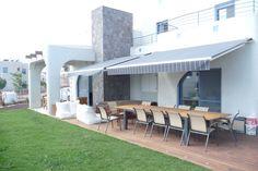 Copertine pentru terase, balcon, piscine, restaurante, hoteluri, copertine retractabile la un pret excelent. Copertine terase deschise.
