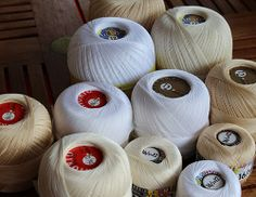 Crochet With Cotton Yarn, Egyptian Cotton, Chrochet, Wool Blend, Fancy, Pure Products, Embroidery, Knitting, Collection