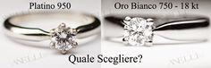 Anelli solitario, il modo giusto per dichiarare il proprio Amore..: Che differenza c'è tra Platino e Oro Bianco? http://anellisolitario.blogspot.it/2015/03/che-differenza-ce-tra-platino-e-oro.html #platino #orobianco #gioielli #primavera #anelli www.anelli.it