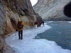 Chadar Jan 2013 - Zanskar Ladakh Northern India