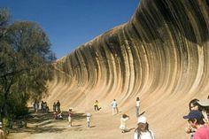 Wave Rock, WA, Australia